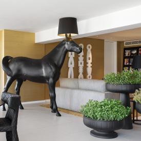 Moooi Horse Lamp floor lamp