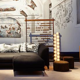 Moooi Prop Light LED floor lamp with dimmer