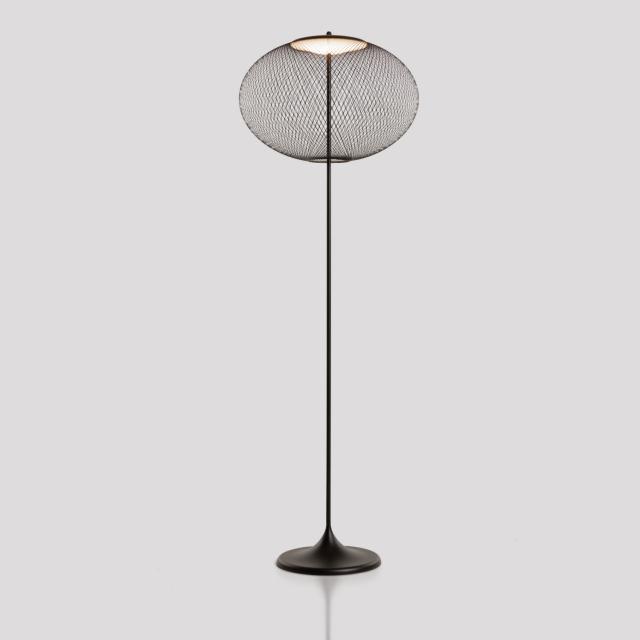 moooi NR2 LED floor lamp
