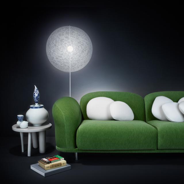moooi Random Light II floor lamp with dimmer