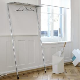 MOX ZEN leaning wardrobe with shelf for hats