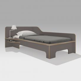 Müller PLANE single bed