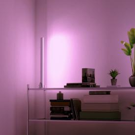 MÜLLER-LICHT tint Talpa white+color RGBW LED table lamp/under cabinet light