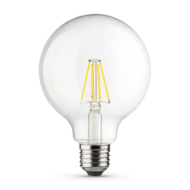 MÜLLER-LICHT LED Filament Globe E27, dimmable