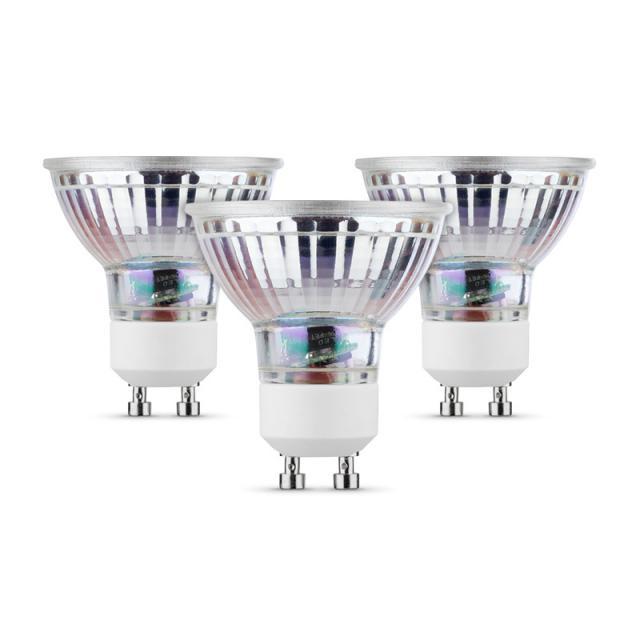 MÜLLER-LICHT LED GU10, set of 3