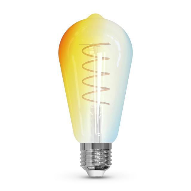 MÜLLER-LICHT tint LED Retro Edison white+ambiance E27