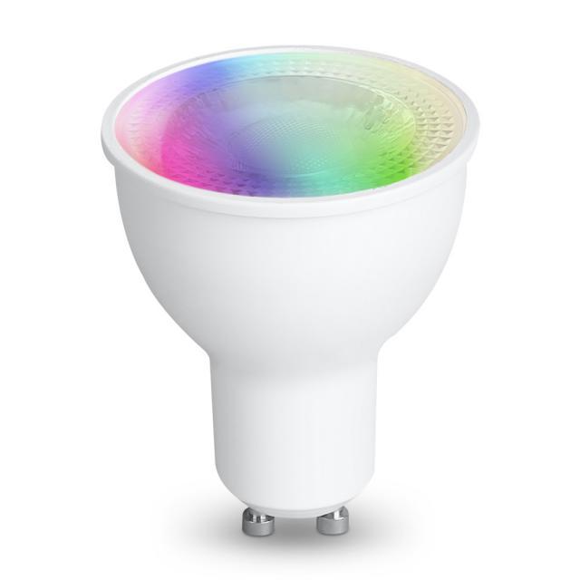 MÜLLER-LICHT tint LED white+color GU10