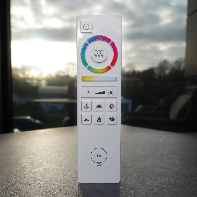MÜLLER-LICHT Zigbee remote control for tint white+color