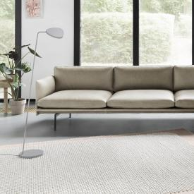 Muuto Leaf LED floor lamp with dimmer