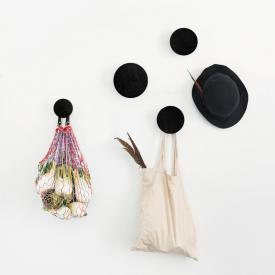 Muuto The Dots set of coat hooks
