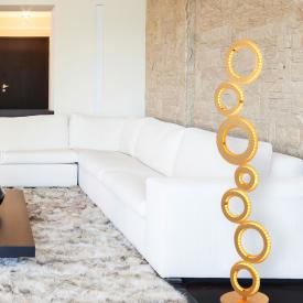 Näve Ring LED floor lamp