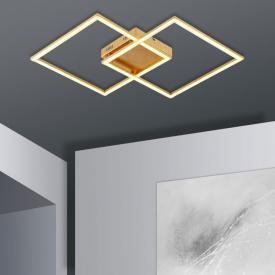 Näve Square Double LED ceiling light