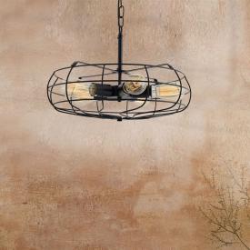 Näve Vintage Ventilator pendant light