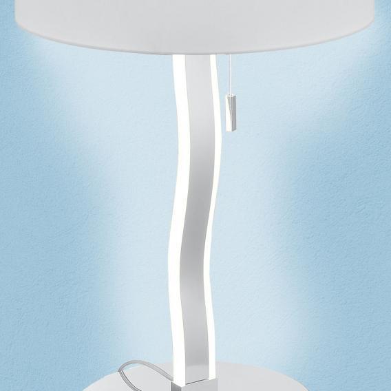 Näve Curve LED table lamp