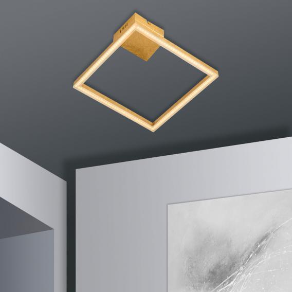 Näve Square LED ceiling light