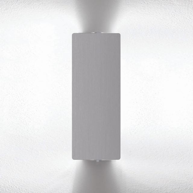 NEMO APPLIQUE À VOLET PIVOTANT DOUBLE HALO wall light