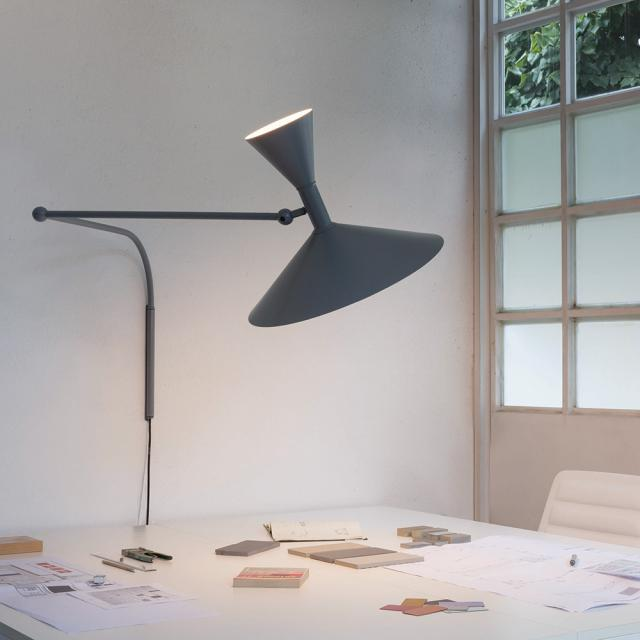 NEMO LAMPE DE MARSEILLE wall light with double switch