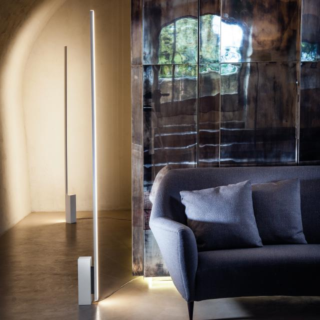 NEMO LINESCAPES LED floor lamp with dimmer