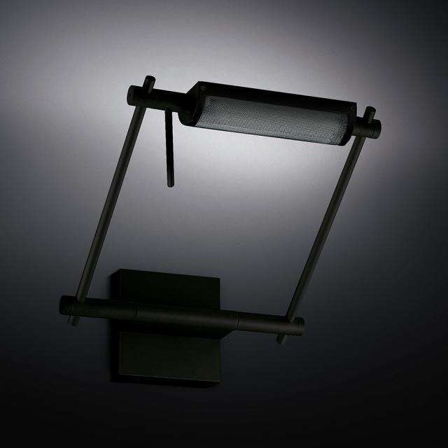 NEMO LOGO 300-9 LED wall light