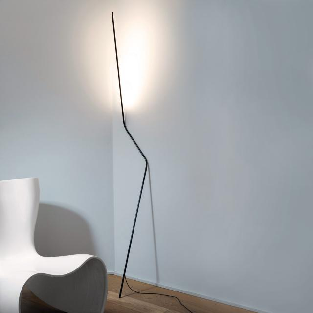 NEMO NEO LED floor lamp with dimmer