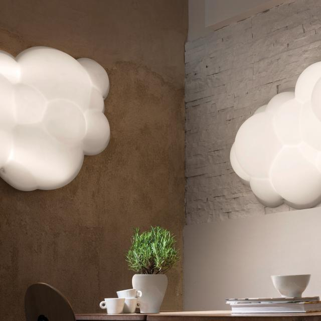 NEMO NUVOLA LED ceiling light / wall light