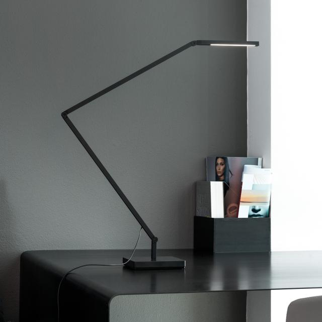 NEMO UNTITLED LINEAR LED table lamp with dimmer