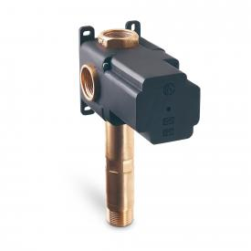"newform 10890 concealed stop valve 3/4"" for 3-way concealed kit"