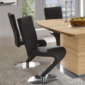 Niehoff 7441 swivel chair, imitation leather