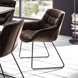 Niehoff FLUFFY chair with armrests