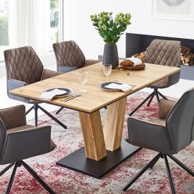 Niehoff MILTON dining table with pull-out