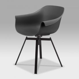 Niehoff TULIP chair with armrests and base