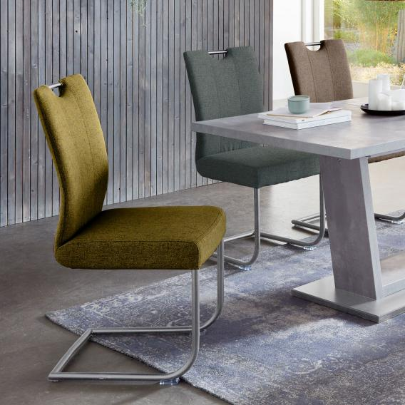 Niehoff 3061 cantilever chair