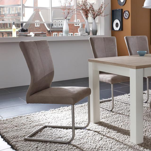 Niehoff 8631 cantilever chair
