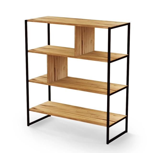 Niehoff ATELIER rack with 3 shelves with partition walls