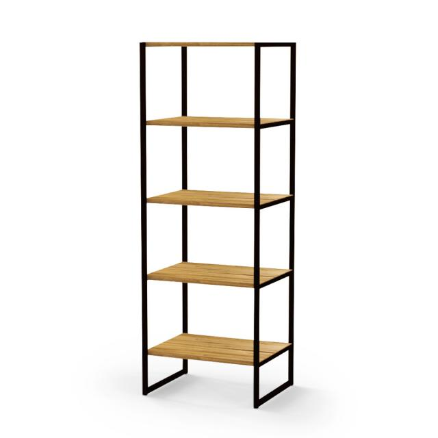 Niehoff ATELIER rack with 4 shelves