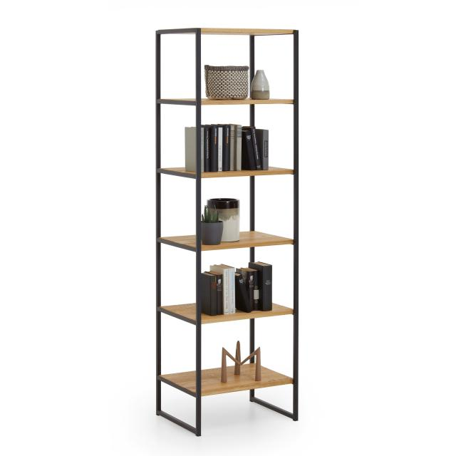 Niehoff ATELIER rack with 5 shelves