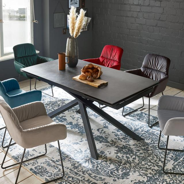 Niehoff SPIRIT extendable dining table
