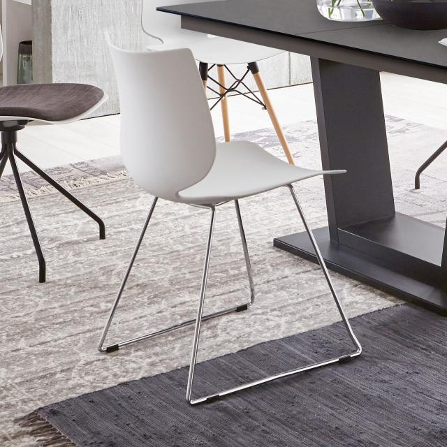 Niehoff TULA chair with runners