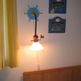 Niermann Standby Pirate wall light