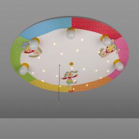 Niermann Standby Rainbow Rabbit LED ceiling light
