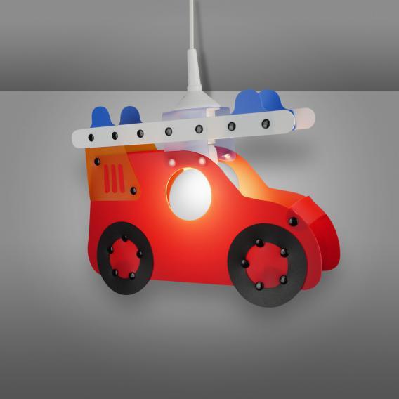 Niermann Standby Fire Truck pendant light