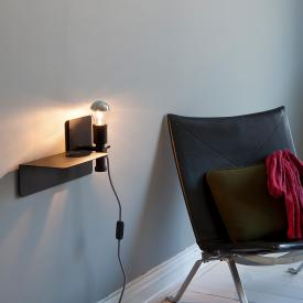 Northern Sunday wall light with on/off switch