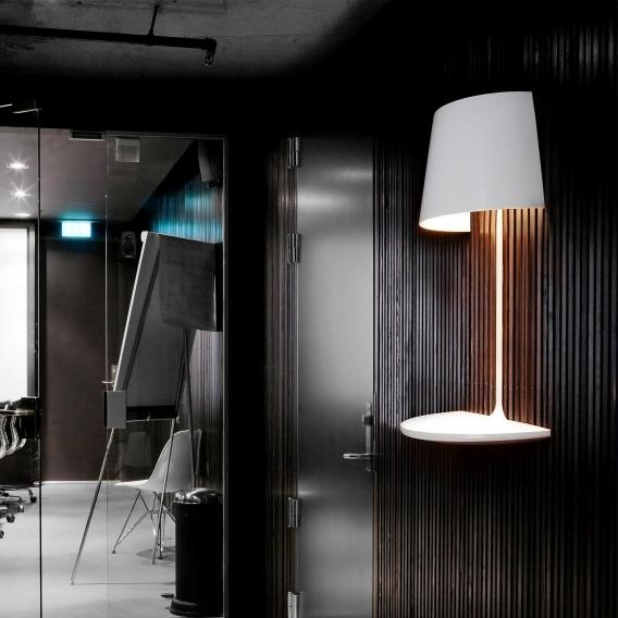 Northern Illusion Half wall light