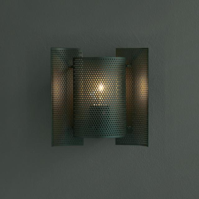 Northern Butterfly perforated wall light
