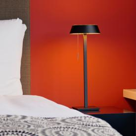 Oligo Plus GLANCE LED table lamp gerade with dimmer