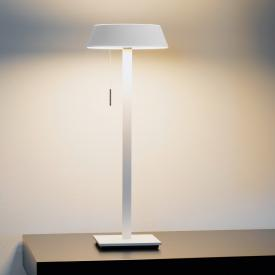 Oligo Plus GLANCE LED table lamp straight with dimmer
