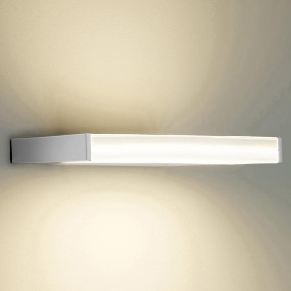 Oligo MAVEN L LED wall light with button dimmer