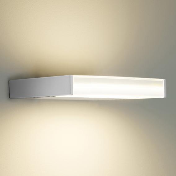 Oligo MAVEN M LED wall light with button dimmer