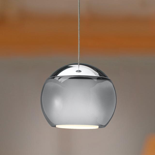 OLIGO BALINO LED pendant light with adjustable height, 1 head