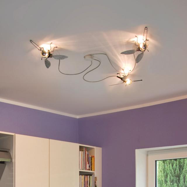 OLIGO FAMILLE FILOU ceiling light
